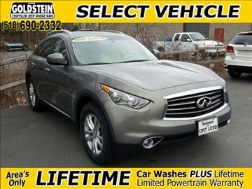 2014 Infiniti QX70 for sale in Latham, NY