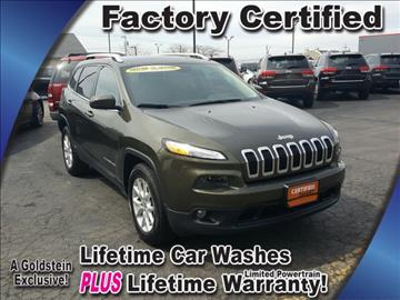2016 Jeep Cherokee for sale in Latham, NY