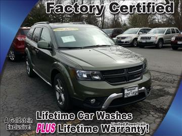 2016 Dodge Journey for sale in Latham, NY
