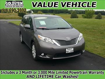 2011 Toyota Sienna for sale in Latham, NY