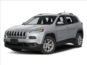 2017 Jeep Cherokee for sale in Latham, NY