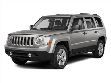 2014 Jeep Patriot for sale in Latham, NY