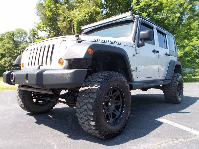 2008 Jeep Wrangler Unlimited for sale at Carolina Auto Sales in Trinity NC