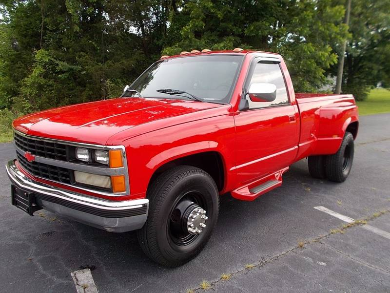 1988 Chevrolet C/K 3500 Series for sale at Carolina Auto Sales in Trinity NC