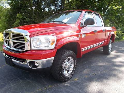 2009 Dodge Ram Pickup 2500 for sale at Carolina Auto Sales in Trinity NC
