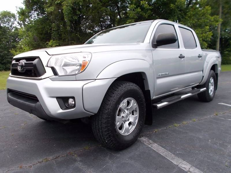 2012 Toyota Tacoma for sale at Carolina Auto Sales in Trinity NC