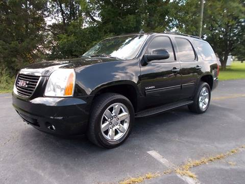 2010 GMC Yukon for sale at Carolina Auto Sales in Trinity NC