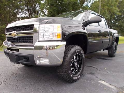 2007 Chevrolet Silverado 2500HD for sale at Carolina Auto Sales in Trinity NC