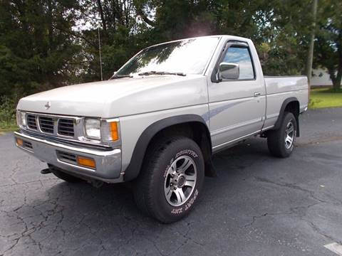 1996 Nissan Truck for sale at Carolina Auto Sales in Trinity NC