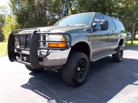 2000 Ford Excursion for sale at Carolina Auto Sales in Trinity NC