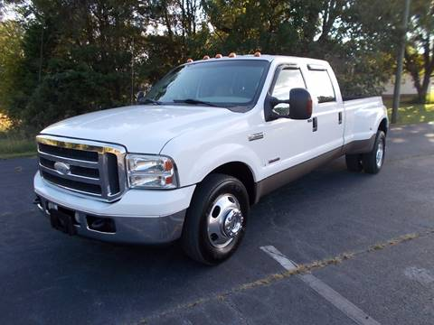 2005 Ford F-350 Super Duty for sale at Carolina Auto Sales in Trinity NC