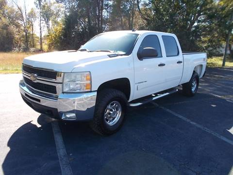 2008 Chevrolet Silverado 2500HD for sale at Carolina Auto Sales in Trinity NC