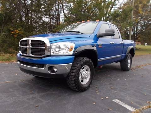 2007 Dodge Ram Pickup 2500 for sale at Carolina Auto Sales in Trinity NC