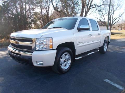 2011 Chevrolet Silverado 1500 for sale at Carolina Auto Sales in Trinity NC