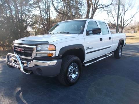 2006 GMC Sierra 2500HD for sale at Carolina Auto Sales in Trinity NC