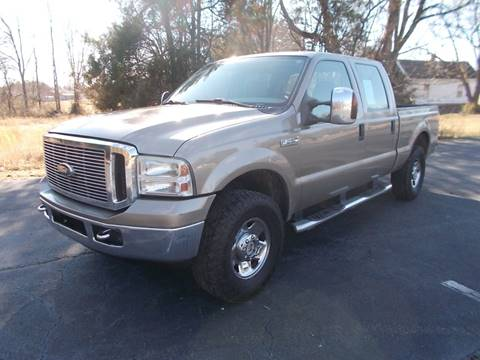 2007 Ford F-250 Super Duty for sale at Carolina Auto Sales in Trinity NC