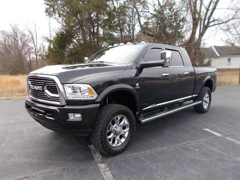 2016 RAM Ram Pickup 3500 for sale at Carolina Auto Sales in Trinity NC