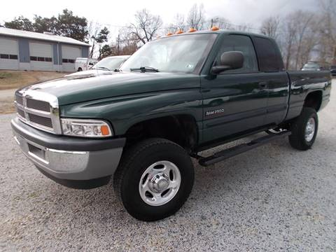 2001 Dodge Ram Pickup 2500 for sale at Carolina Auto Sales in Trinity NC