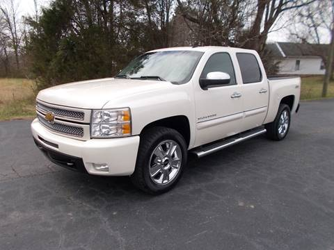 2013 Chevrolet Silverado 1500 for sale at Carolina Auto Sales in Trinity NC