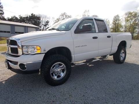 2005 Dodge Ram Pickup 2500 for sale at Carolina Auto Sales in Trinity NC
