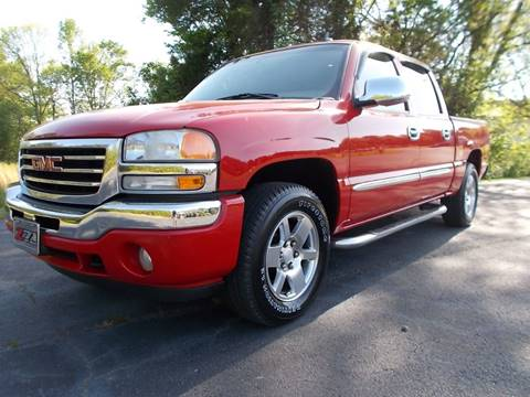 2006 GMC Sierra 1500 for sale at Carolina Auto Sales in Trinity NC