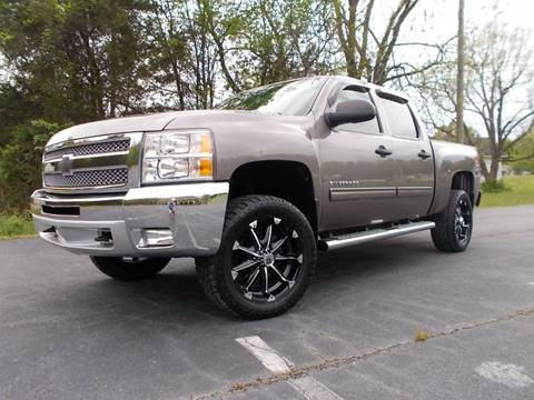 2012 Chevrolet Silverado 1500 for sale at Carolina Auto Sales in Trinity NC