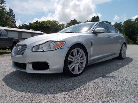 2010 Jaguar XF for sale at Carolina Auto Sales in Trinity NC