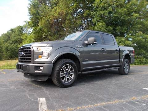 2015 Ford F-150 for sale at Carolina Auto Sales in Trinity NC