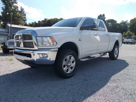 2012 RAM Ram Pickup 3500 for sale at Carolina Auto Sales in Trinity NC