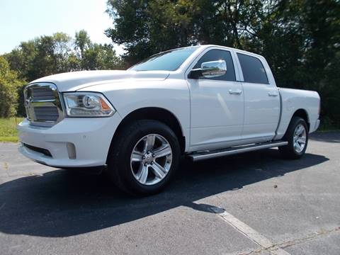 2014 RAM Ram Pickup 1500 for sale at Carolina Auto Sales in Trinity NC