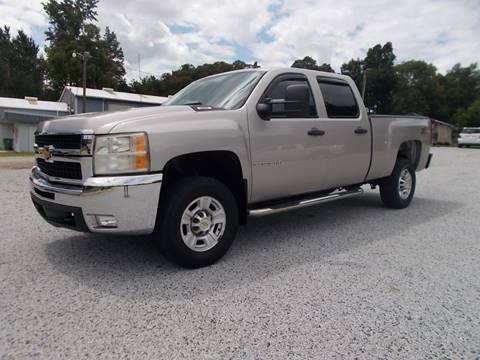 2009 Chevrolet Silverado 2500HD for sale at Carolina Auto Sales in Trinity NC