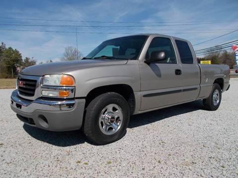 2003 GMC Sierra 1500 for sale at Carolina Auto Sales in Trinity NC