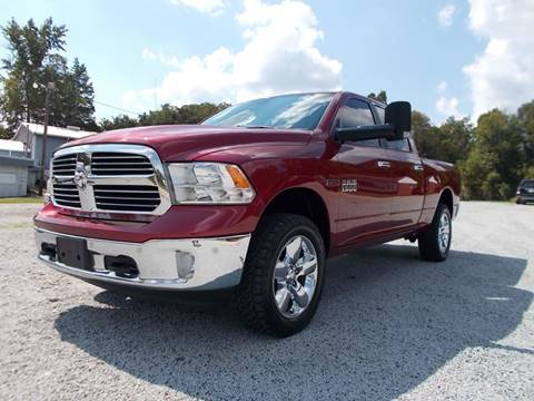 2015 RAM Ram Pickup 1500 for sale at Carolina Auto Sales in Trinity NC