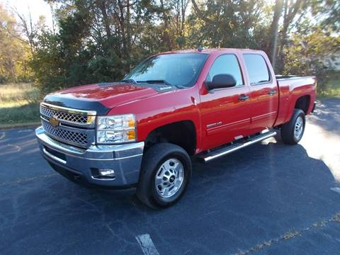 2013 Chevrolet Silverado 2500HD for sale at Carolina Auto Sales in Trinity NC