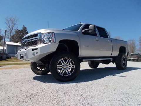 2011 Chevrolet Silverado 2500HD for sale at Carolina Auto Sales in Trinity NC