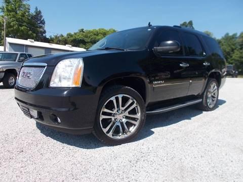 2012 GMC Yukon for sale at Carolina Auto Sales in Trinity NC