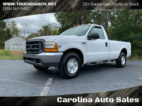 1999 Ford F-250 Super Duty for sale at Carolina Auto Sales in Trinity NC
