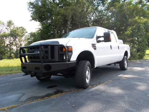 2009 Ford F-350 Super Duty for sale at Carolina Auto Sales in Trinity NC