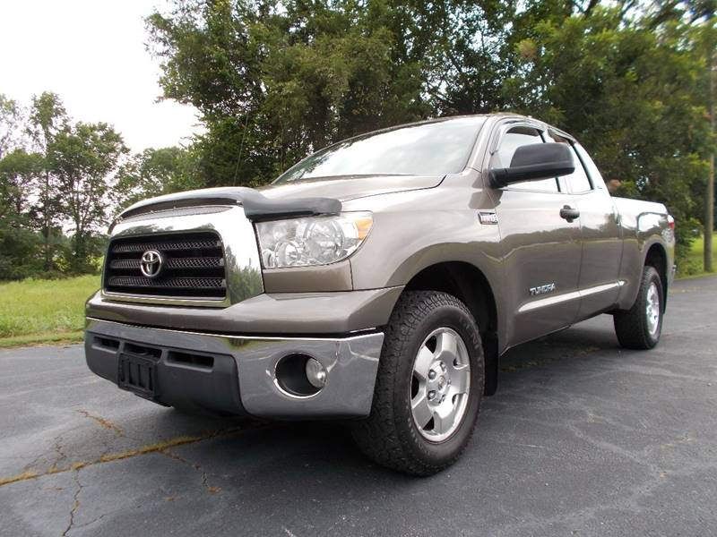2008 Toyota Tundra for sale at Carolina Auto Sales in Trinity NC