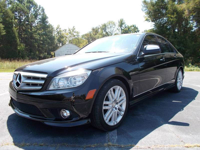 2009 Mercedes-Benz C-Class for sale at Carolina Auto Sales in Trinity NC