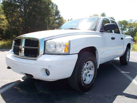 2006 Dodge Dakota for sale at Carolina Auto Sales in Trinity NC