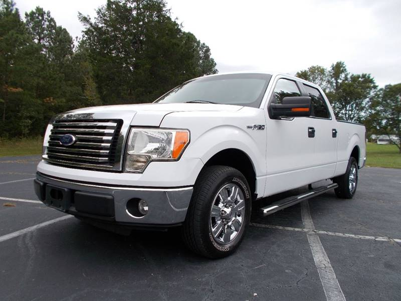 2010 Ford F-150 for sale at Carolina Auto Sales in Trinity NC
