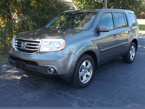 2013 Honda Pilot for sale at Carolina Auto Sales in Trinity NC