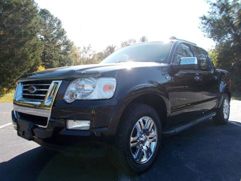 2007 Ford Explorer Sport Trac for sale at Carolina Auto Sales in Trinity NC