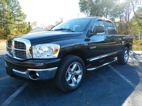 2008 Dodge Ram Pickup 1500 for sale at Carolina Auto Sales in Trinity NC