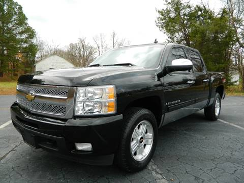 2009 Chevrolet Silverado 1500 for sale at Carolina Auto Sales in Trinity NC