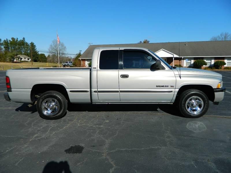 1998 dodge ram pickup 1500 4dr laramie slt extended cab lb in trinity nc carolina auto sales. Black Bedroom Furniture Sets. Home Design Ideas