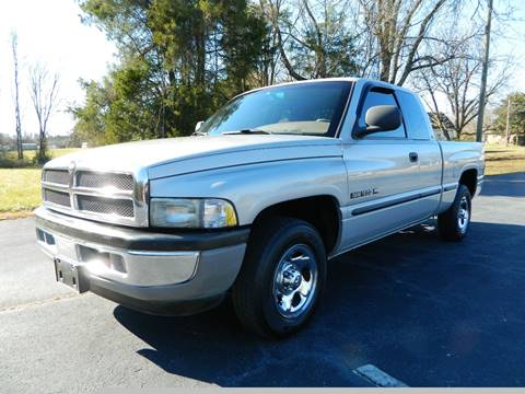 1998 Dodge Ram Pickup 1500 for sale at Carolina Auto Sales in Trinity NC