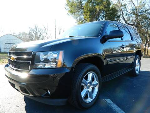2011 Chevrolet Tahoe for sale at Carolina Auto Sales in Trinity NC