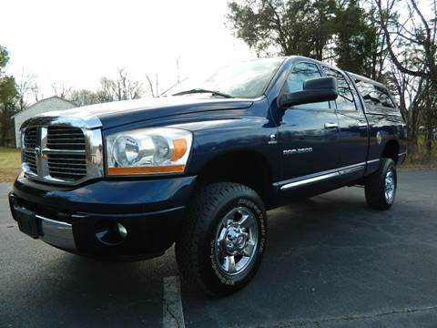 2006 Dodge Ram Pickup 2500 for sale at Carolina Auto Sales in Trinity NC